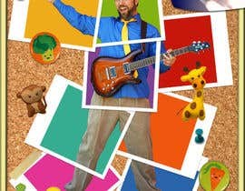 #61 cho Edit/create picture background for kids' music performer bởi aliremo
