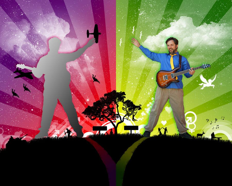 #15 for Edit/create picture background for kids' music performer by rahulatosky