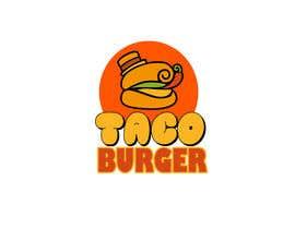 freelancerdas10 tarafından TACO BURGER LOGO DESIGN için no 17