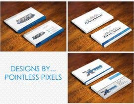 pointlesspixels tarafından Design a Business Card for our 3 Different Businesses için no 28
