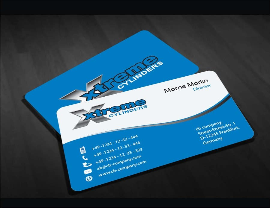 #26 for Design a Business Card for our 3 Different Businesses by mamun313