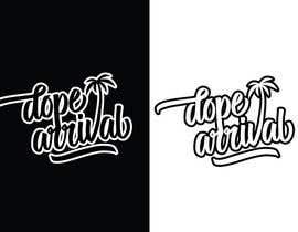 Nro 68 kilpailuun Design a script logo for brand. käyttäjältä atomicdisco