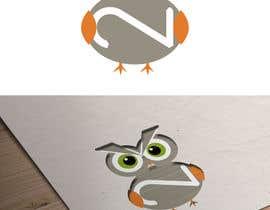 Nro 20 kilpailuun Company logo - an owl käyttäjältä ArchZoneGroup