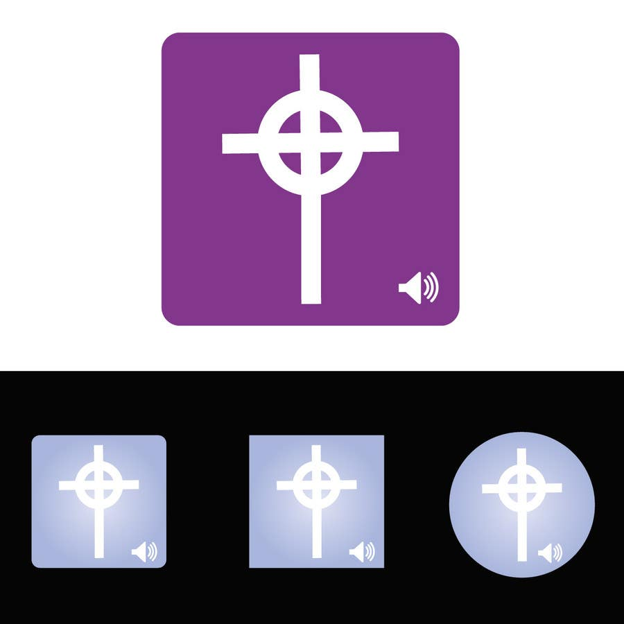 #20 for Design an Icon for a Religious App by senawork