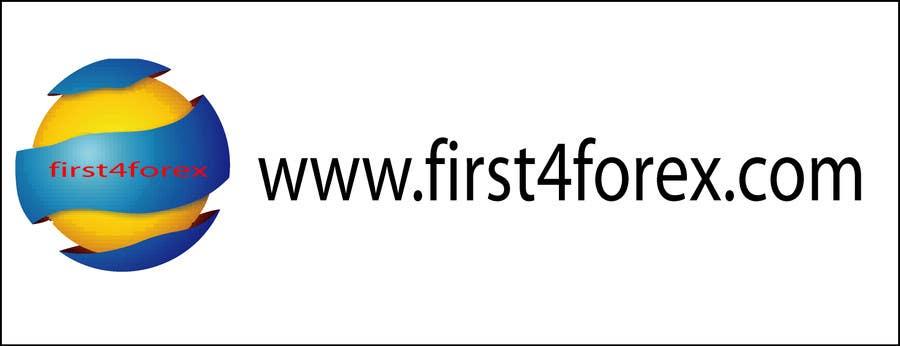Inscrição nº                                         6                                      do Concurso para                                         Design a Logo for First 4 Forex