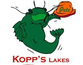 #15 for Design a Logo for Kopp's Lakes by tinaszerencses