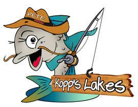 #17 for Design a Logo for Kopp's Lakes by mestyl