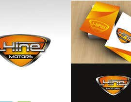 #132 for Design a Logo for Hine Motors af saimarehan