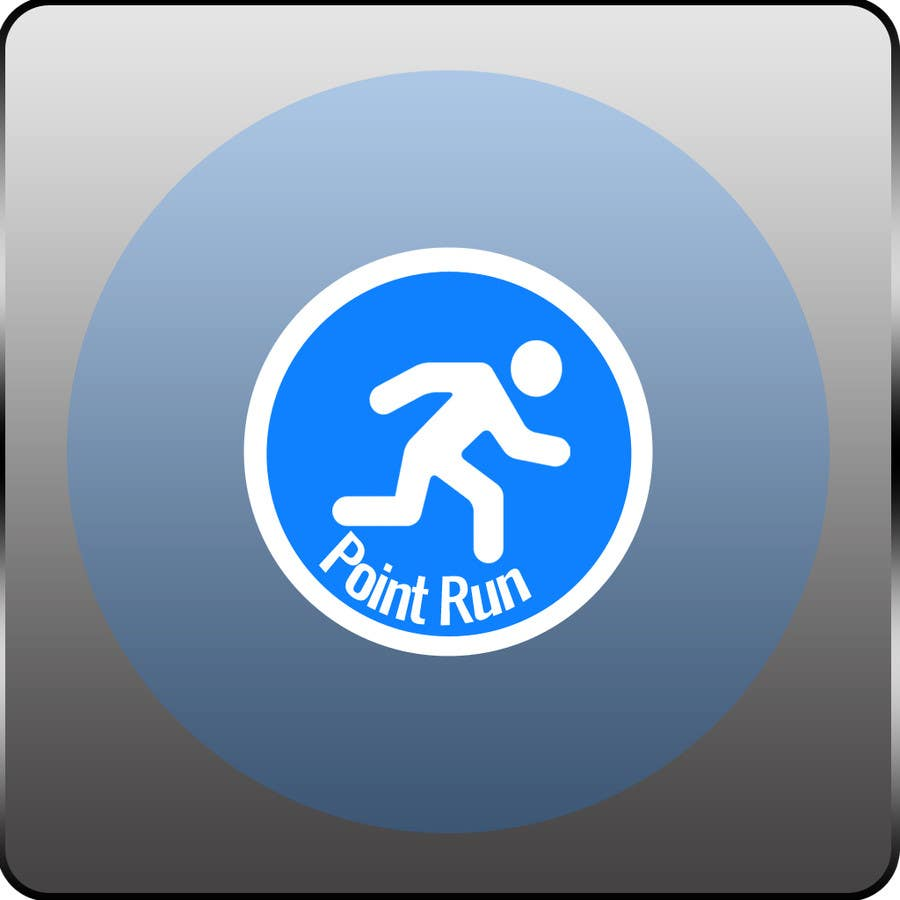 #46 for Design an Icon for PointRun (iPhone App) by sharpBD