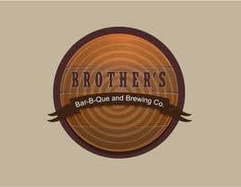 nº 62 pour Startup BBQ brewpub needs a cool logo par eClickApps