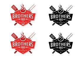nº 56 pour Startup BBQ brewpub needs a cool logo par roman230005