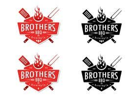 #56 para Startup BBQ brewpub needs a cool logo por roman230005