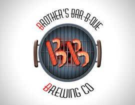 #8 para Startup BBQ brewpub needs a cool logo por Worldart