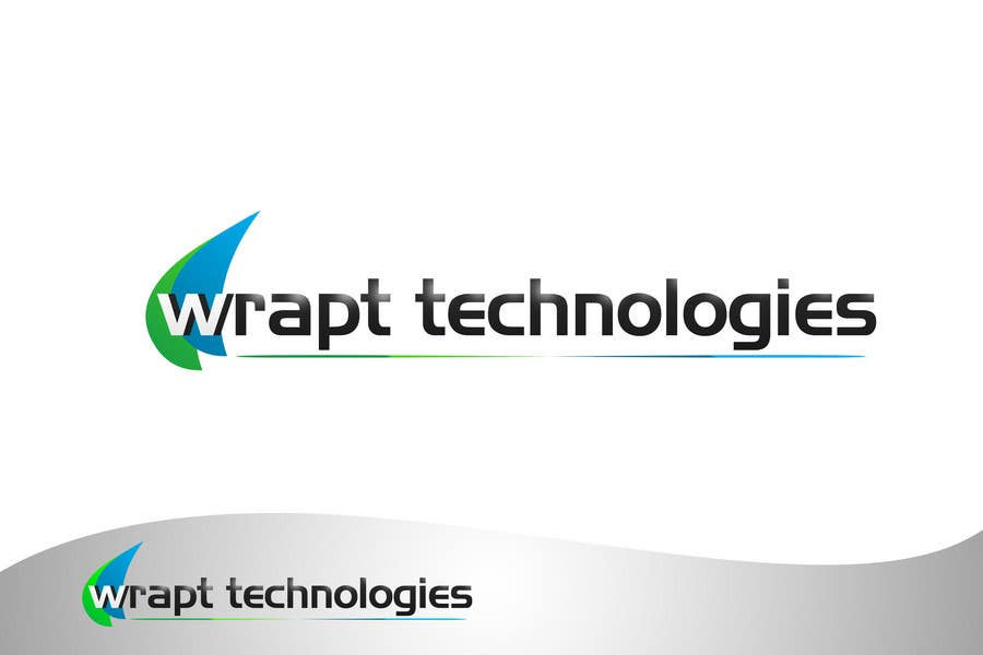 Kilpailutyö #                                        71                                      kilpailussa                                         Logo Design for wrapt technologies