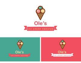 nasirmomin95 tarafından Ice cream Parlour Logo için no 1