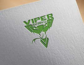 hanifbabu84 tarafından Design a Logo for Viper Head Brew Co. için no 51
