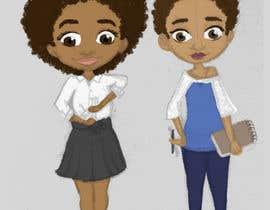Nro 29 kilpailuun Cartoon Professional Kid Character - what I want to be käyttäjältä sophiebazlamit