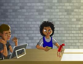 Nro 36 kilpailuun Cartoon Professional Kid Character - what I want to be käyttäjältä CipherSudios
