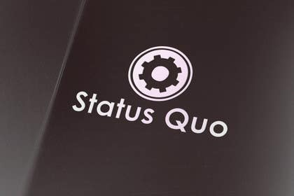 #69 for Design a Logo for Status Quo by LogoFreelancers