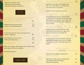 #19 for Create a background for a restaurant menu. by designcreativevw