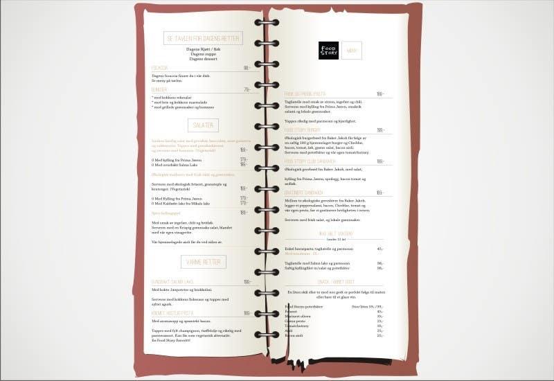 Bài tham dự cuộc thi #                                        35                                      cho                                         Create a background for a restaurant menu.