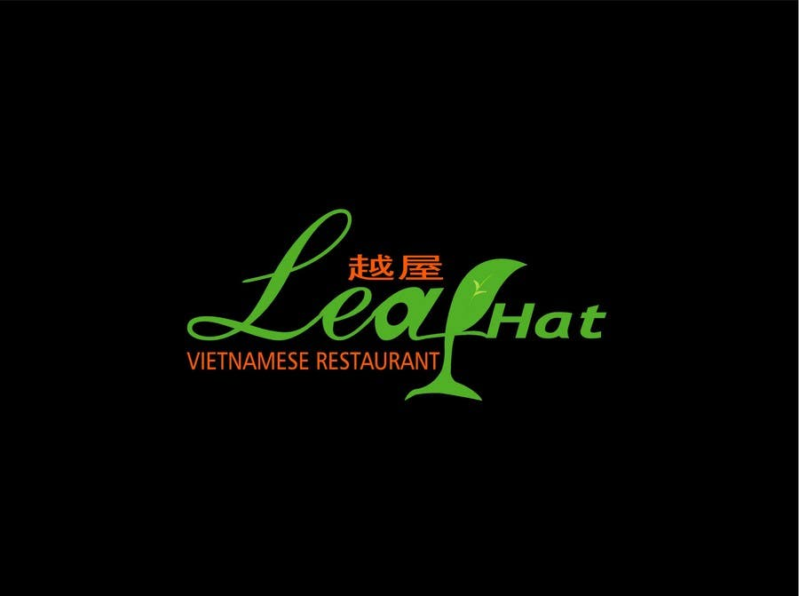 "#91 for Design a Logo for Vietnamese restaurant named ""越屋 Vietnamese House"" by tfdlemon"