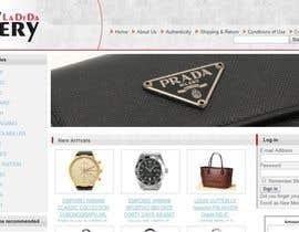 notaly tarafından Design a Logo for my new fashion website için no 124
