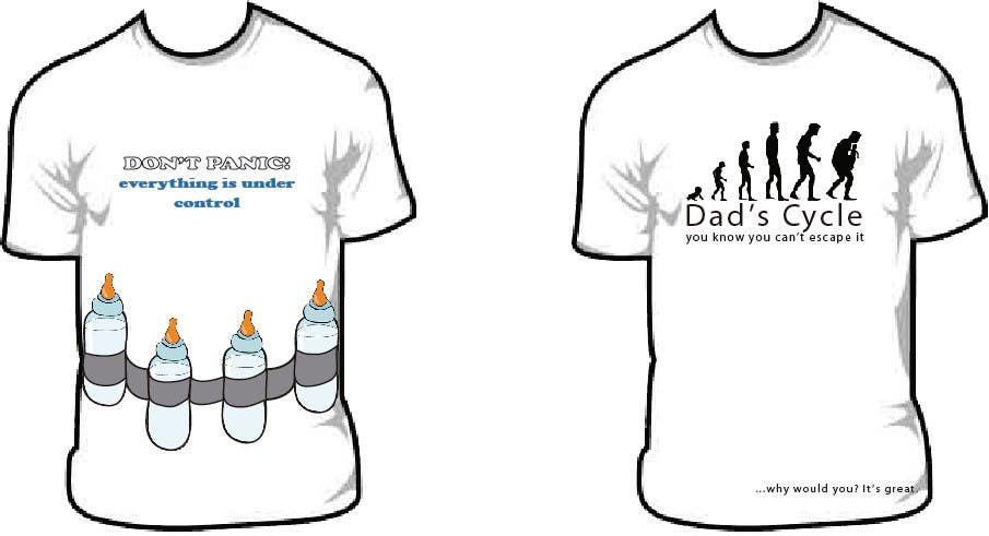 Penyertaan Peraduan #                                        62                                      untuk                                         T-shirt Design for Razors and Diapers