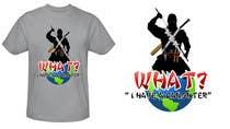 Graphic Design Kilpailutyö #189 kilpailuun T-shirt Design for Razors and Diapers