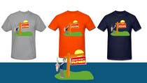 Graphic Design Kilpailutyö #176 kilpailuun T-shirt Design for Razors and Diapers