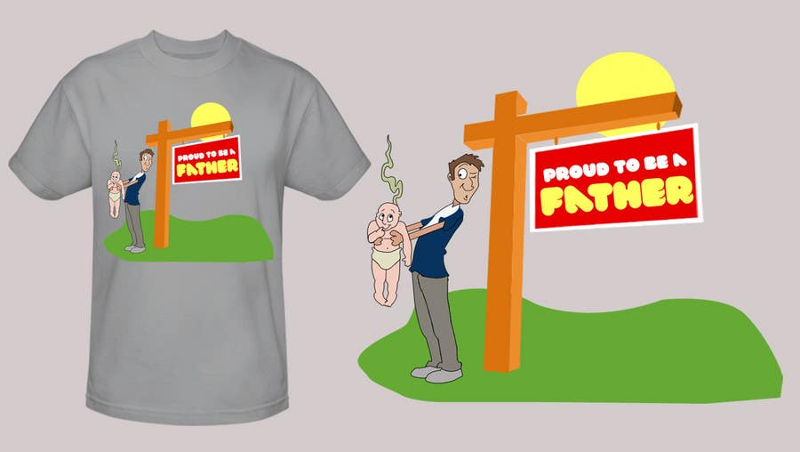 Penyertaan Peraduan #                                        175                                      untuk                                         T-shirt Design for Razors and Diapers