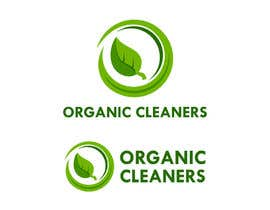 #86 for Design a Logo for Organic Cleaners af vladimirsozolins