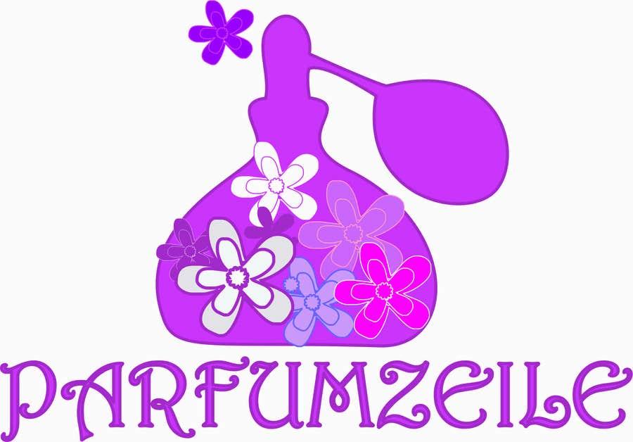 Kilpailutyö #18 kilpailussa Design a Logo for an online shop for perfume.