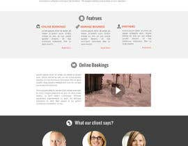 #8 for PSD Designs for 3 static HTML pages (PSD designs only) af patrickjjs