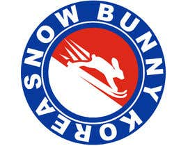 nº 2 pour Design a Logo for Snow Bunny Korea par benjuuur