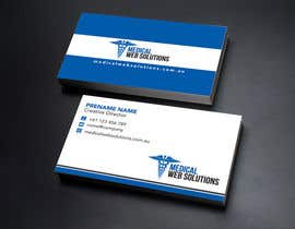 #15 untuk Design some Business Cards for our Web Company oleh rajnandanpatel