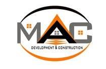 Design a Logo for MAC DEVELOPMENT & CONSTRUCTION (MAC-DC) için Graphic Design156 No.lu Yarışma Girdisi