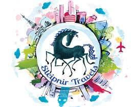 Nro 38 kilpailuun Sleipnir Travels - Logo käyttäjältä dfi7