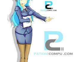 Nro 28 kilpailuun Logo and Mascot for a WebSite käyttäjältä Qion