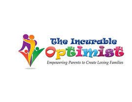 #144 untuk Logo Design Challange for The Incurable Optimist oleh danumdata