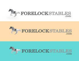 #88 for Design a Logo for ForelockStables.com by carlosbatt