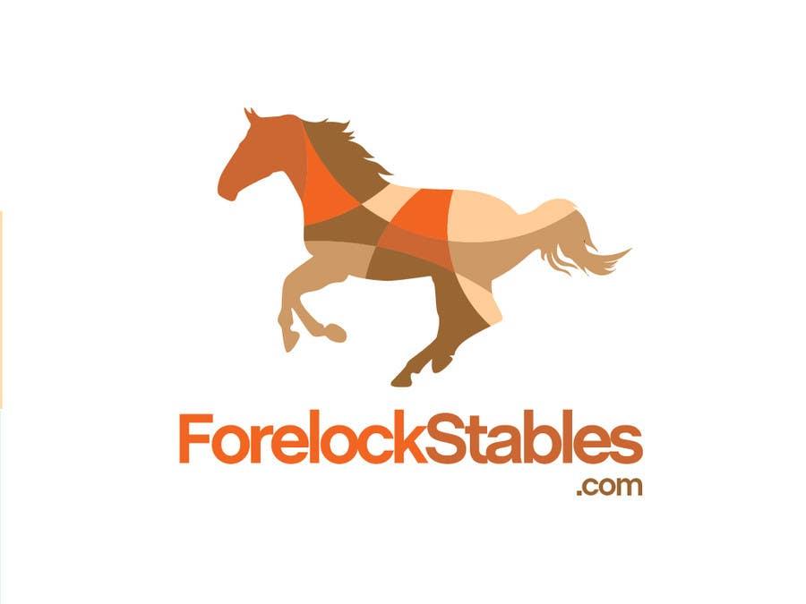#89 for Design a Logo for ForelockStables.com by carlosbatt
