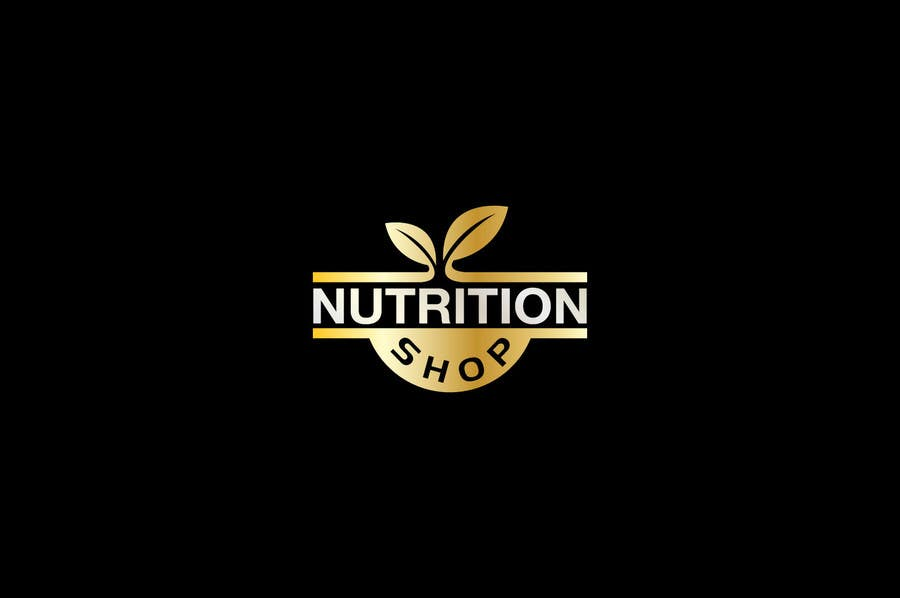 #29 for Design a Logo for Nutrition Shop by EzzDesigner