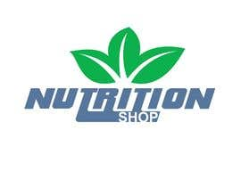 #48 for Design a Logo for Nutrition Shop by drawbacktrane