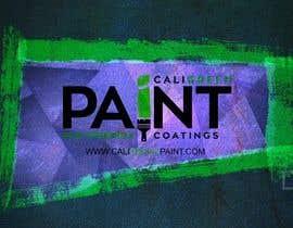 Nro 69 kilpailuun 10 Second Animated Logo for Cali Green Paint käyttäjältä souls