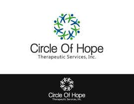 #260 for Design a Logo for Circle Of Hope Therapeutic Services, Inc. by MonamiSoft