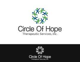 #260 untuk Design a Logo for Circle Of Hope Therapeutic Services, Inc. oleh MonamiSoft