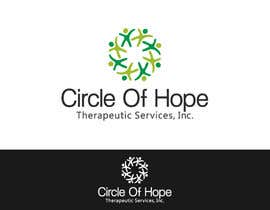 #271 for Design a Logo for Circle Of Hope Therapeutic Services, Inc. by MonamiSoft