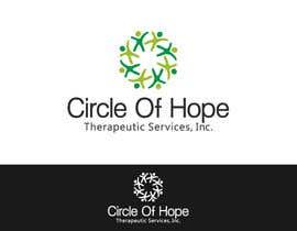 #271 untuk Design a Logo for Circle Of Hope Therapeutic Services, Inc. oleh MonamiSoft