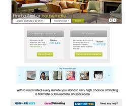 nº 5 pour finalize a website home page design from mockup par webidea12